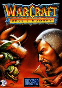 Warcraft Orcs Humans, обложка на играта, история на игри