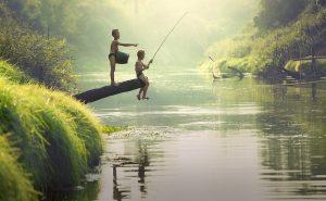 хоби ползи, риболов